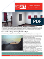 SLOMA ArtNews Mar-Apr 2019