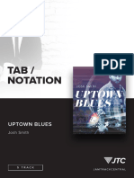 JS Uptownblues DownAndOut Tab