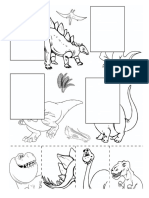 Dinosaur and Fossils