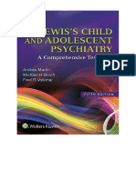 Lewis's Child and Adolescent Psychiatry A Comprehensive Textbook, 5th edition 2017.pdf