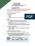 Contenido Informe Final Al 27-11-2017