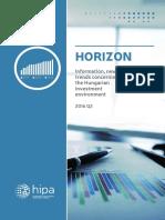 HIPA Horizon