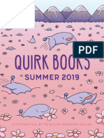 Quirk Books Summer '19 Catalog