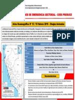 Aviso Oceanográfico N° 012- 15 FEBRERO 2019 Oleaje Anómalos