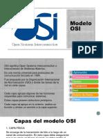 Modelo OSI y Capa de presentación