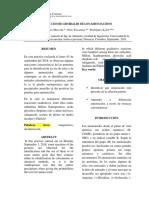 Aminoacidos. Lab 1 Bioquimica