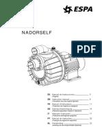 ESPA Nadorself pump manual