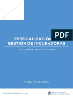 2. Gestión de la incubadora - Curso Completo - INCUBAR.pdf