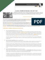 Una Estrategia Para Calcular El Tamaño ...Rtups, Estrategia y Modelos de Negocio
