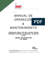 Autoclave Horizontal-S.N  2906004-55120 EP 2V- Manual de Uso- Versión 1- Ago-11 Control PLC.pdf