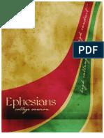 Ephesians College 2009 IBS