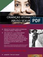 Crianças Vítimas de Abuso Sexual