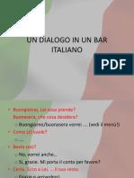 8b - dialogo in un bar