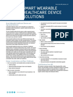 Adi Smart Wearable Healthcare Device Solutions