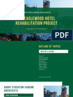 The Eaglewood Hotel Rehabilitation Project