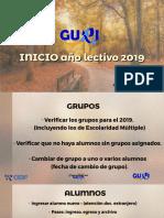 Presentación Inicio Guri 2019