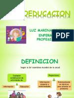 PSICOEDUCACION