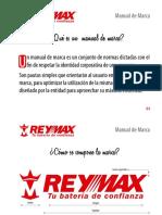 Rey Max Manual Demarc A
