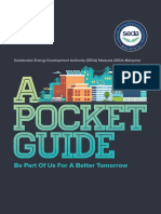 Pocket Guide on SEDA