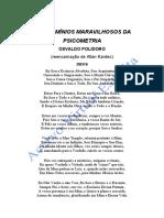 Nos Domínios Maravilhosos da Psicometria (Osvaldo Polidoro - reencarnação de Allan Kardec).pdf