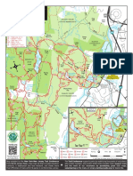 Ramapo Reservation Hiking Map