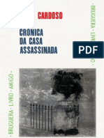 CARDOSO, Lúcio_ a Crônica Da Casa Assassinada