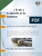Turbinas de Gas en Las Locomotoras