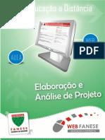 Unidade I - Elaboraçao e Análise de Projetos