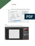 Creación de Logo Con Photoshop