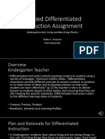 applied differentiated instruction powerpoint