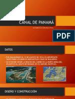 Canal de Panamá, Niágara y 3 Gargantas
