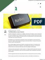 Turbinando a sua macro » Dicas e Planilhas para Excel.pdf
