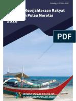 Indikator Kesejahteraan Rakyat Kabupaten Pulau Morotai Tahun 2018