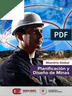 Planificacion y Diseno de Minas