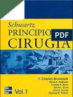 Schwartz - Principios de Cirugia Tomo 1