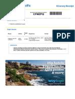 Teresita Zambrano-itinerary PDF