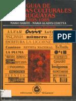Barite y Otros - Guia de Revistas Culturales Uruguayas