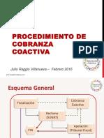 procedimiento de cobranza coactiva