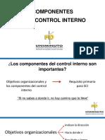 LOS CINCO COMPONENTES auditoria y control (1).pptx