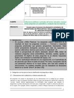 REPERTORIO DE PREGUNTAS E IDEAS PARA ELABORAR EL ANÁLISIS SITUACIONAL.