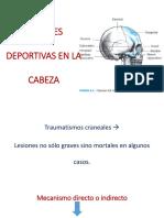 3.- Lesiones Craneo