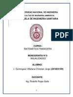 Monografia 3 Matemática Financiera Anualidades