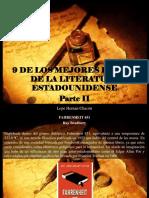 Lope Hernán Chacón - 9 de Los Mejores Libros de La Literatura Estadounidense, Parte II