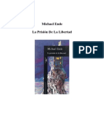Ende, Michael - La Prision de La Libertad