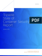Tripwire State of Container Security Report
