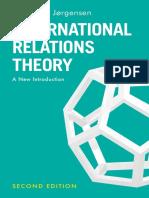 International Relations Theory - A New Introduction [Knud Erik Jorgrnsen] 2 Edition