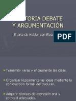 Taller de Oratoria_OMIL Iquique, Miriam Levicán