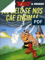 Goscinny Rene Y Uderzo Albert - Asterix 33 - El Cielo Se Nos Cae Encima.pdf