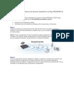 Configuración Del Extensor de Alcance Inalámbrico Linksys RE3000W v2 N300