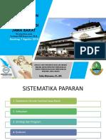 Strategi Percepatan Pembangunan Sanitasi Permukiman Di Jawa Barat